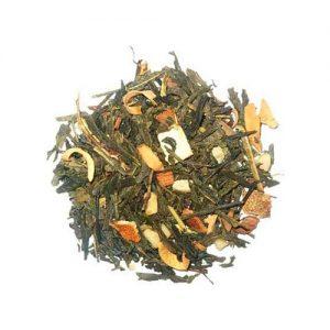 Thé vert : Amandine