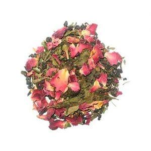 Thé vert jardin de mogador