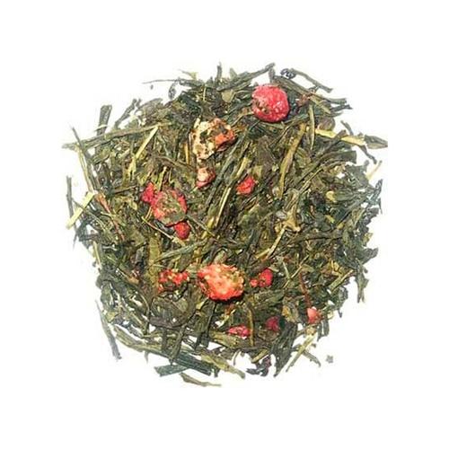 Thé vert le petit chaperon rouge