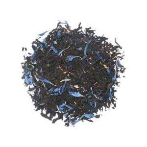 Thé noir : Le Lotus Bleu